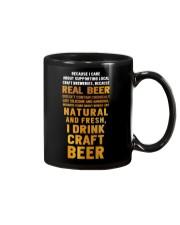 REAL BEER Mug thumbnail