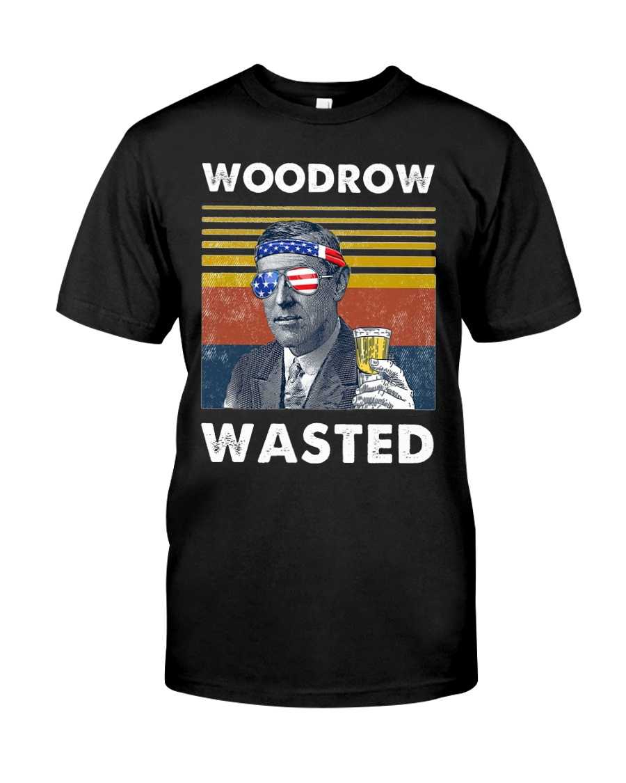 Woodrow Wasted Classic T-Shirt
