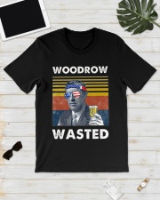 Woodrow Wasted Classic T-Shirt lifestyle-mens-crewneck-front-17