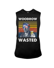 Woodrow Wasted Sleeveless Tee thumbnail