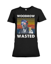 Woodrow Wasted Premium Fit Ladies Tee thumbnail