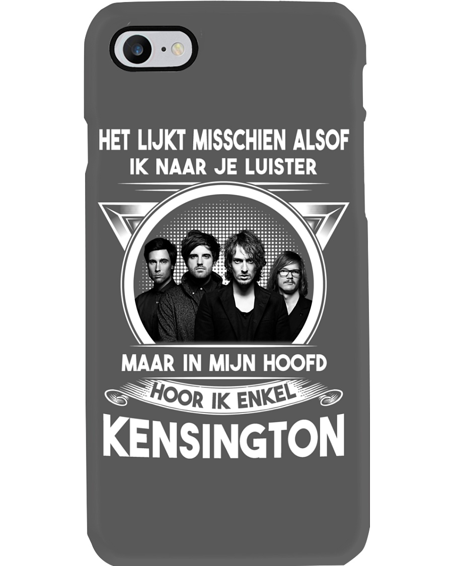 SG1 HOL-Kensington Phone Case