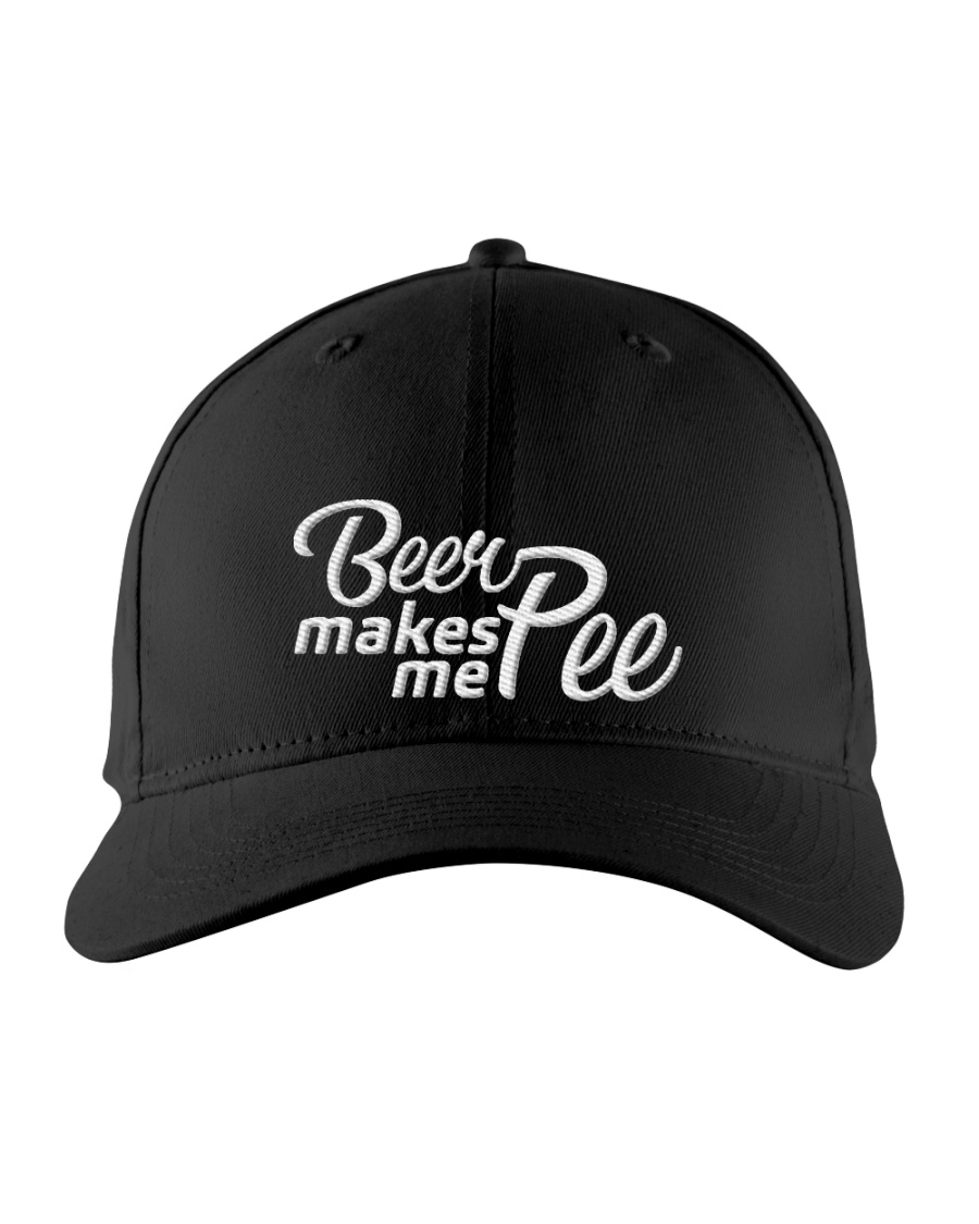 BEER MAKES ME PEE Embroidered Hat