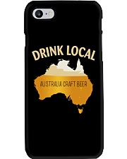 DRINK LOCAL AUSTRALIA CRAFT BEER Phone Case thumbnail