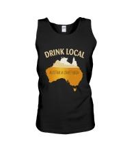 DRINK LOCAL AUSTRALIA CRAFT BEER Unisex Tank thumbnail