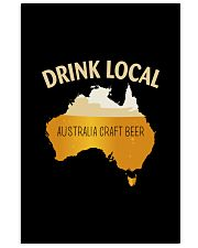 DRINK LOCAL AUSTRALIA CRAFT BEER 11x17 Poster thumbnail