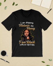 Im dripping melanin and honey Classic T-Shirt lifestyle-mens-crewneck-front-19