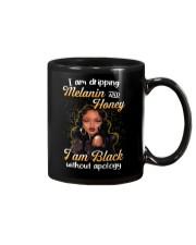 Im dripping melanin and honey Mug thumbnail