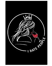I HATE PEOPLE 11x17 Poster thumbnail