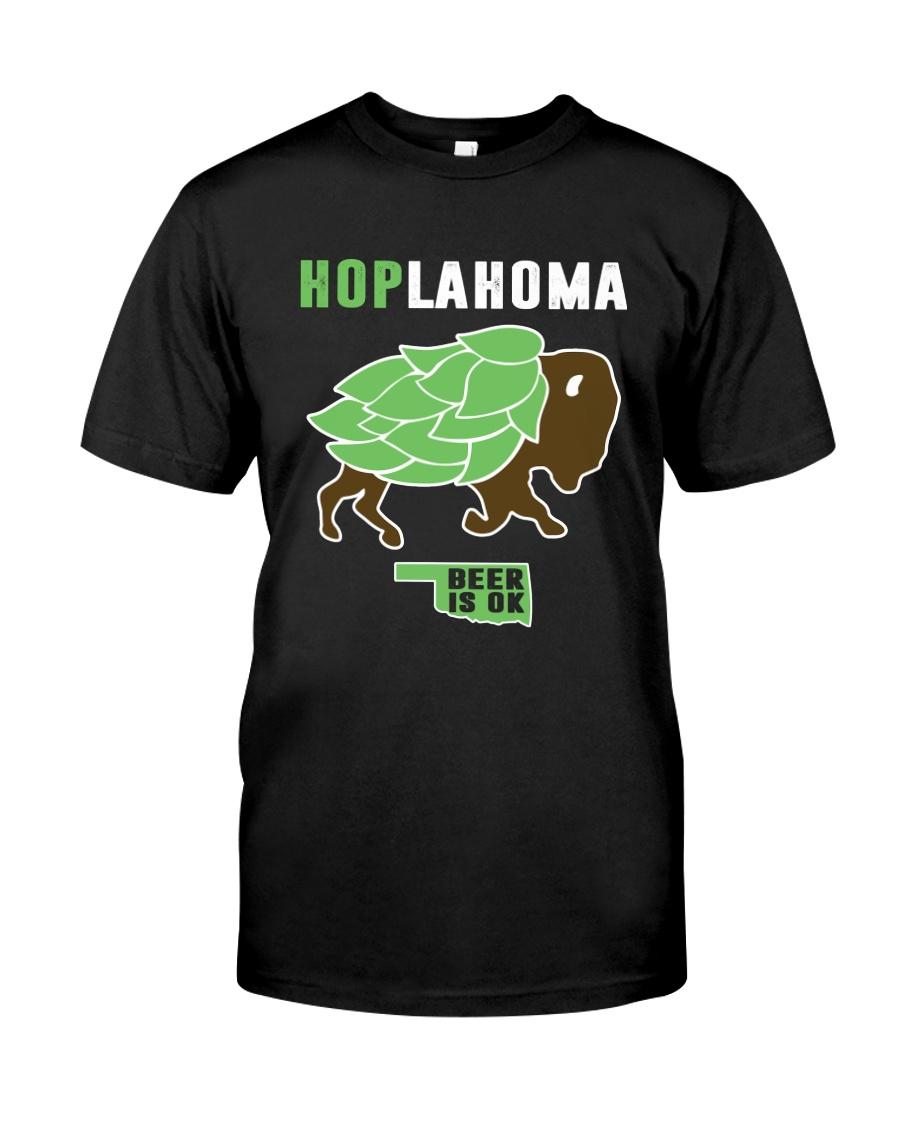 HOPLAHOMA Classic T-Shirt