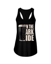 Dark Side Ladies Flowy Tank thumbnail