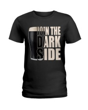 Dark Side Ladies T-Shirt thumbnail
