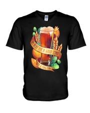 Good Time V-Neck T-Shirt thumbnail