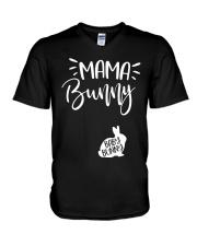 Mama Bunny Baby - Pregnancy - Mother's Day  V-Neck T-Shirt thumbnail