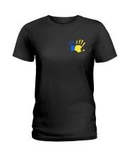 DOWN SYNDROME Ladies T-Shirt thumbnail