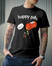 HAPPY PILLS Classic T-Shirt lifestyle-mens-crewneck-front-6