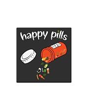 HAPPY PILLS Square Magnet thumbnail