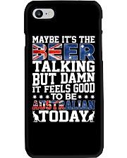 GOOD TO BE AUSTRALIAN TODAY Phone Case thumbnail