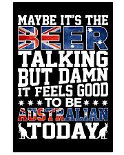 GOOD TO BE AUSTRALIAN TODAY 11x17 Poster thumbnail