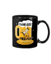 THANK GOD IT'S FRIDAY Mug thumbnail