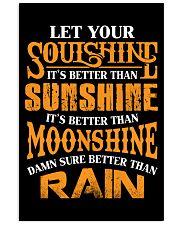 Music-soulshine  Vertical Poster tile