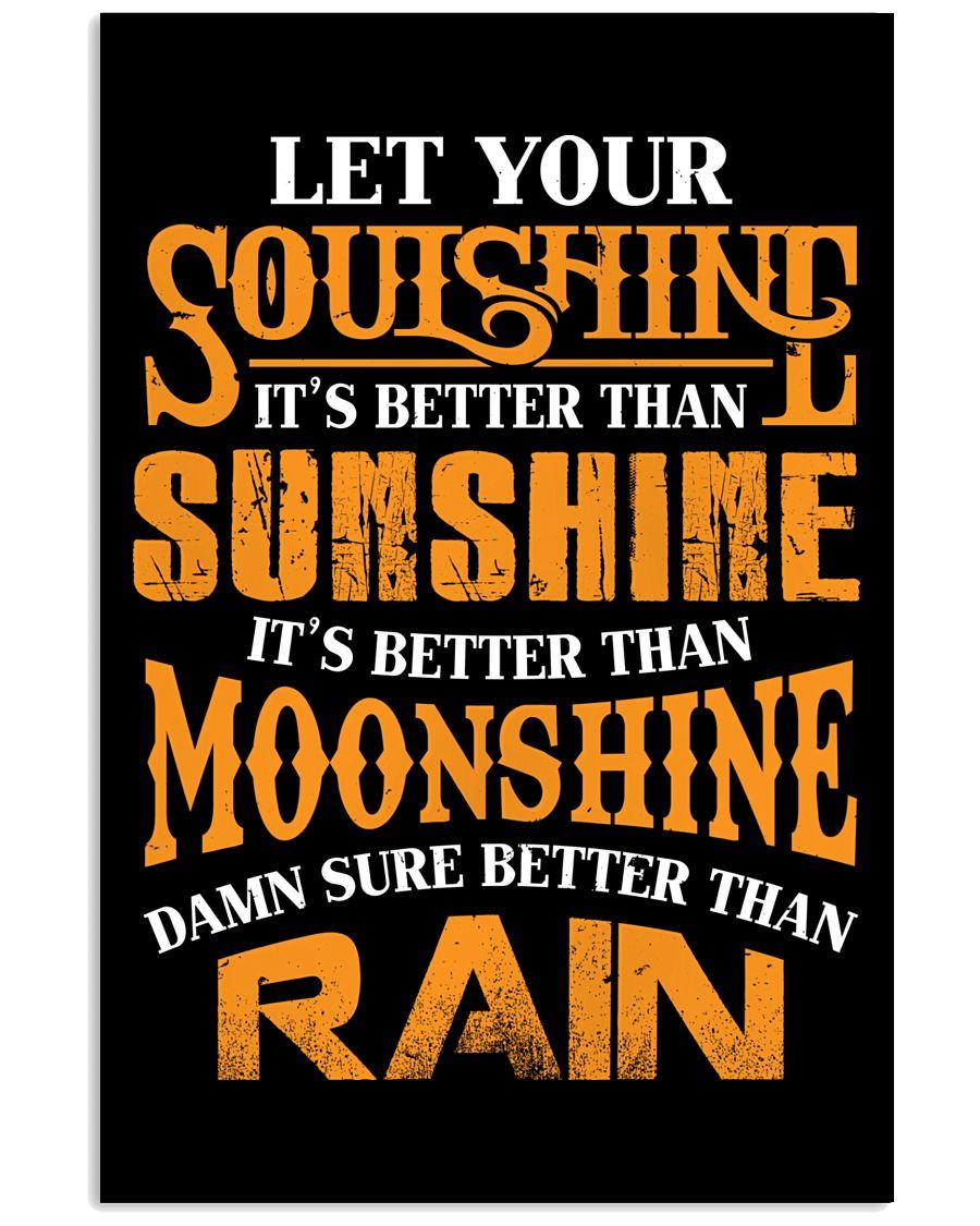 Music-soulshine  16x24 Poster