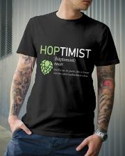 Hoptimist Germany Classic T-Shirt lifestyle-mens-crewneck-front-6