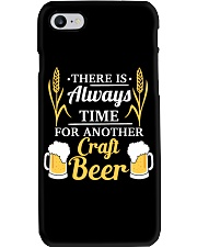 There Is Always Time For Another Craft Beer Phone Case thumbnail