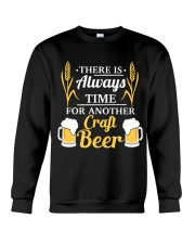 There Is Always Time For Another Craft Beer Crewneck Sweatshirt thumbnail