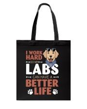 Better Life Tote Bag thumbnail