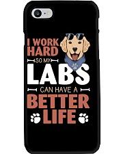 Better Life Phone Case thumbnail