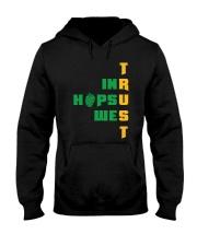 IN HOPS WE TRUST Hooded Sweatshirt thumbnail