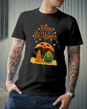 HOPPY HALLOWEEN Classic T-Shirt lifestyle-mens-crewneck-front-6