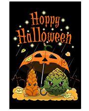 HOPPY HALLOWEEN 11x17 Poster thumbnail