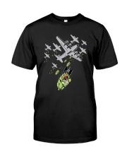 HOP BOMB Classic T-Shirt front