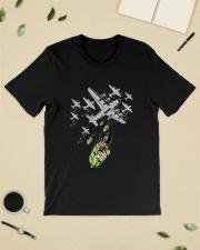 HOP BOMB Classic T-Shirt lifestyle-mens-crewneck-front-19