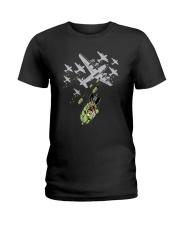 HOP BOMB Ladies T-Shirt thumbnail