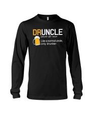 Druncle Long Sleeve Tee thumbnail