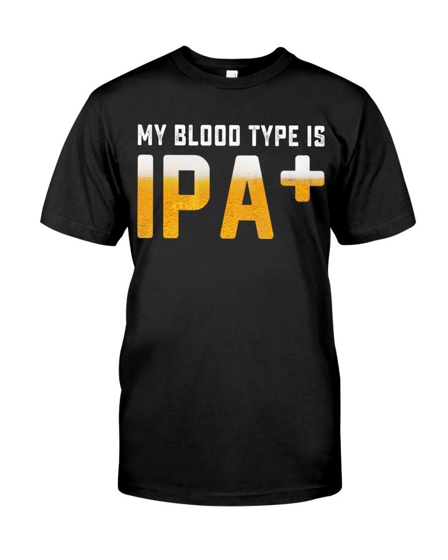 My Blood Type Classic T-Shirt