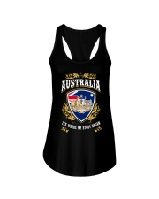 Australia it's where my story began Ladies Flowy Tank thumbnail