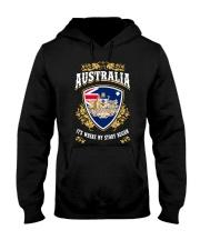 Australia it's where my story began Hooded Sweatshirt thumbnail