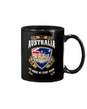 Australia it's where my story began Mug thumbnail