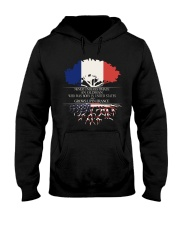 Never underestimate an old man US FRA Hooded Sweatshirt thumbnail