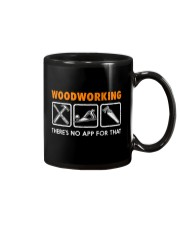 WOODWORKING THERE'S NO APP FOR THAT Mug thumbnail