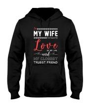 In-My-Wife Hooded Sweatshirt thumbnail
