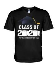 Class of 2020 V-Neck T-Shirt thumbnail