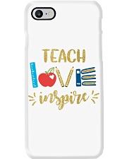 TEACH LOVE INSPIRE - Teach love inspire Phone Case thumbnail