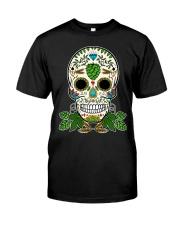 HOP SKULL Classic T-Shirt front