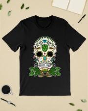 HOP SKULL Classic T-Shirt lifestyle-mens-crewneck-front-19