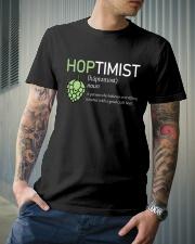 Hoptimist Classic T-Shirt lifestyle-mens-crewneck-front-6
